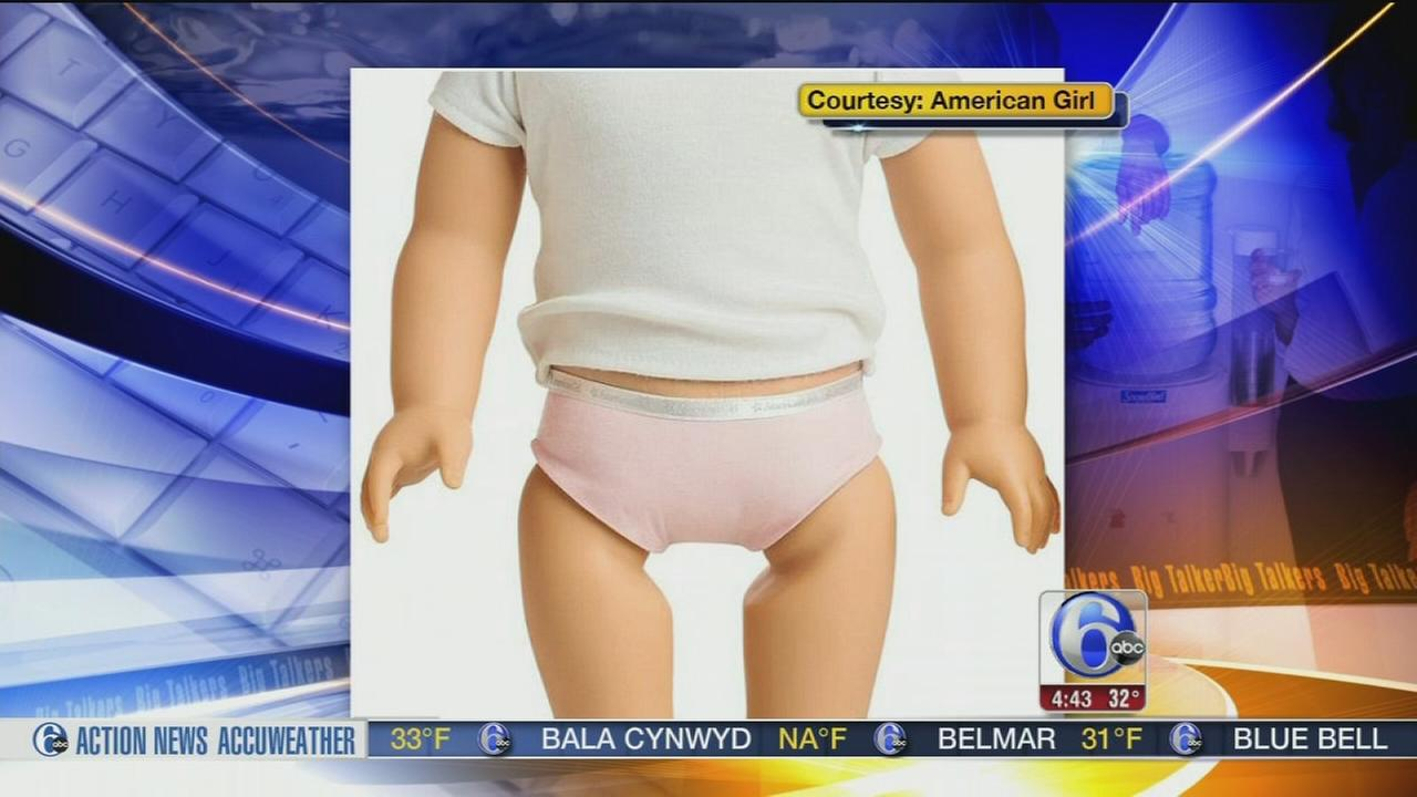 VIDEO: American Girl addresses underwear controversy