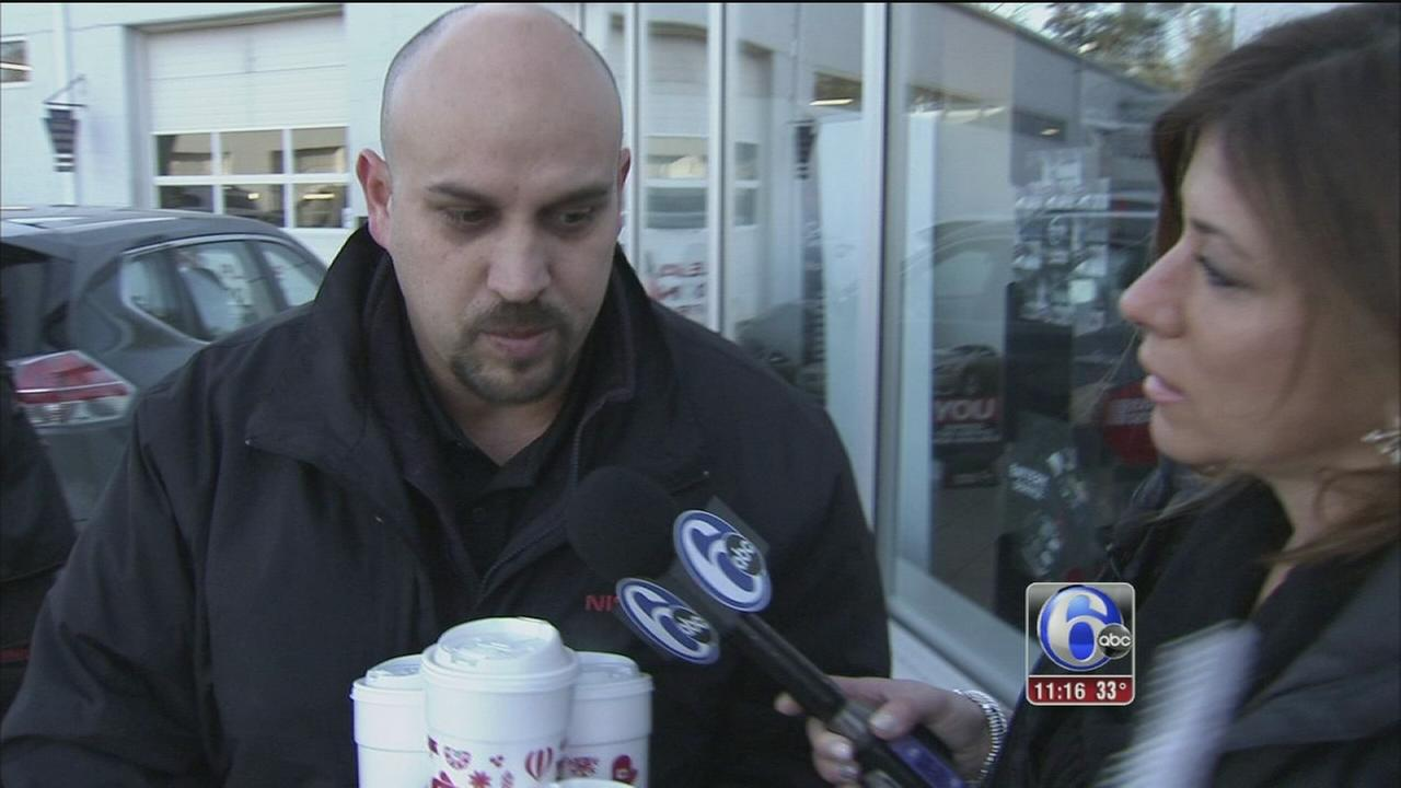 VIDEO: Convicted felon working at Main Line car dealership