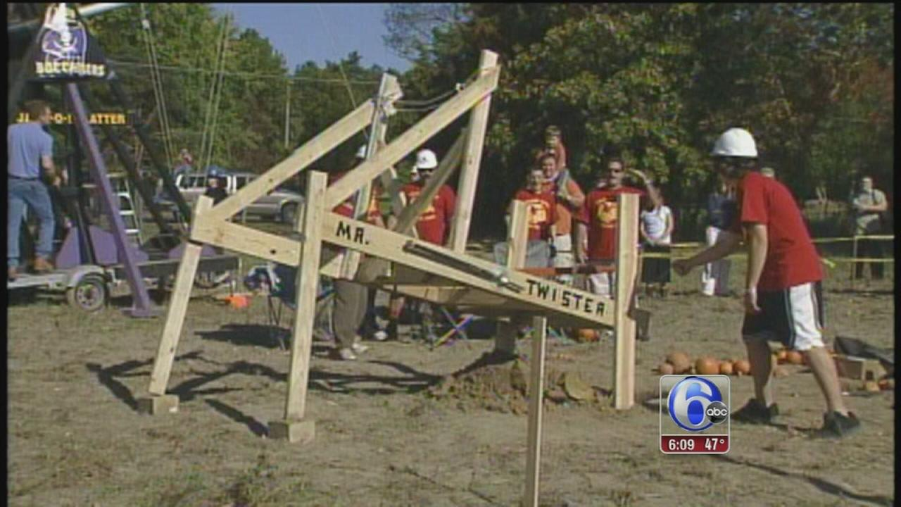 Punkin Chunkin to return 1 year after explosion in Del.