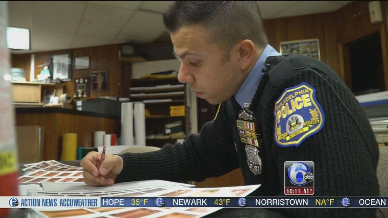 Philadelphia officer honors those lost in the line of duty