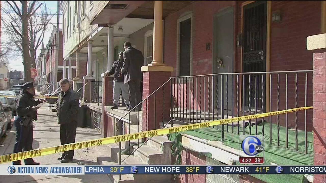 Dog shot during home invasion in West Philadelphia
