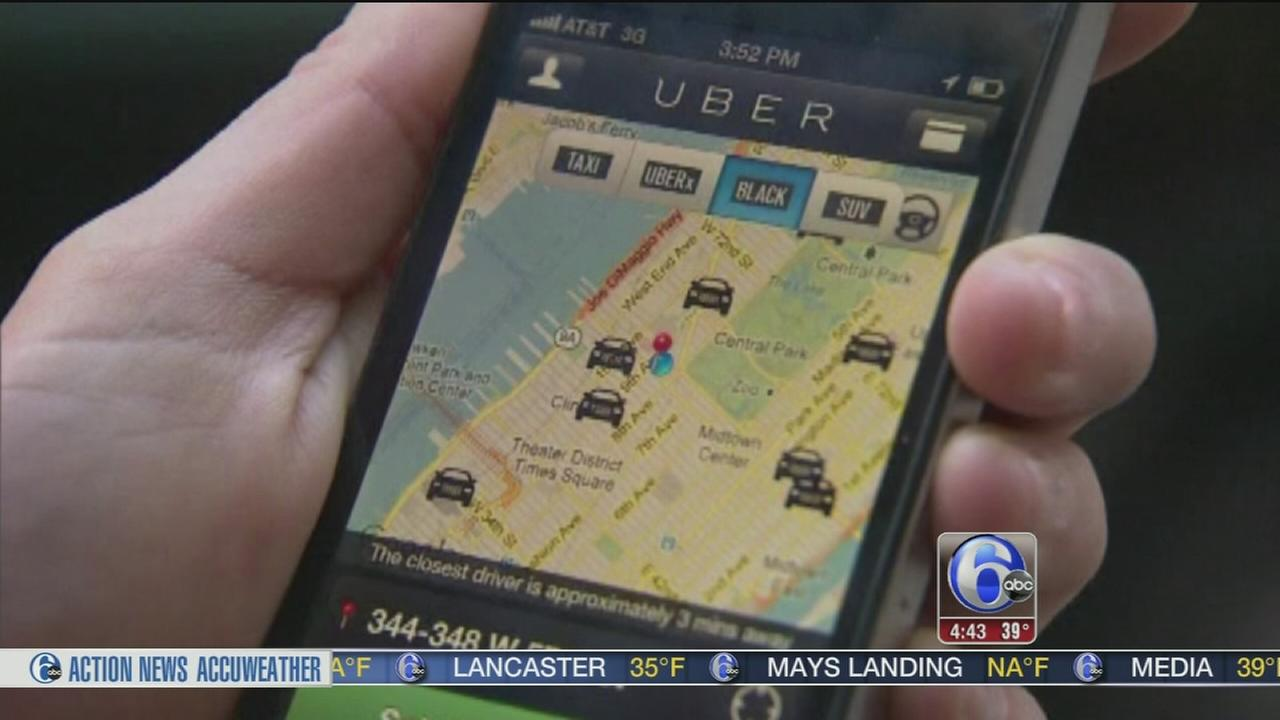 Man sues Uber after app glitch revealed he was cheating