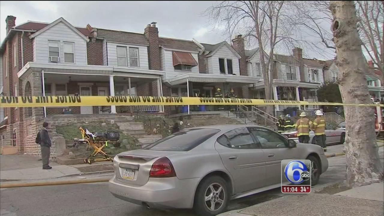 Grandmother dies in Frankford fire