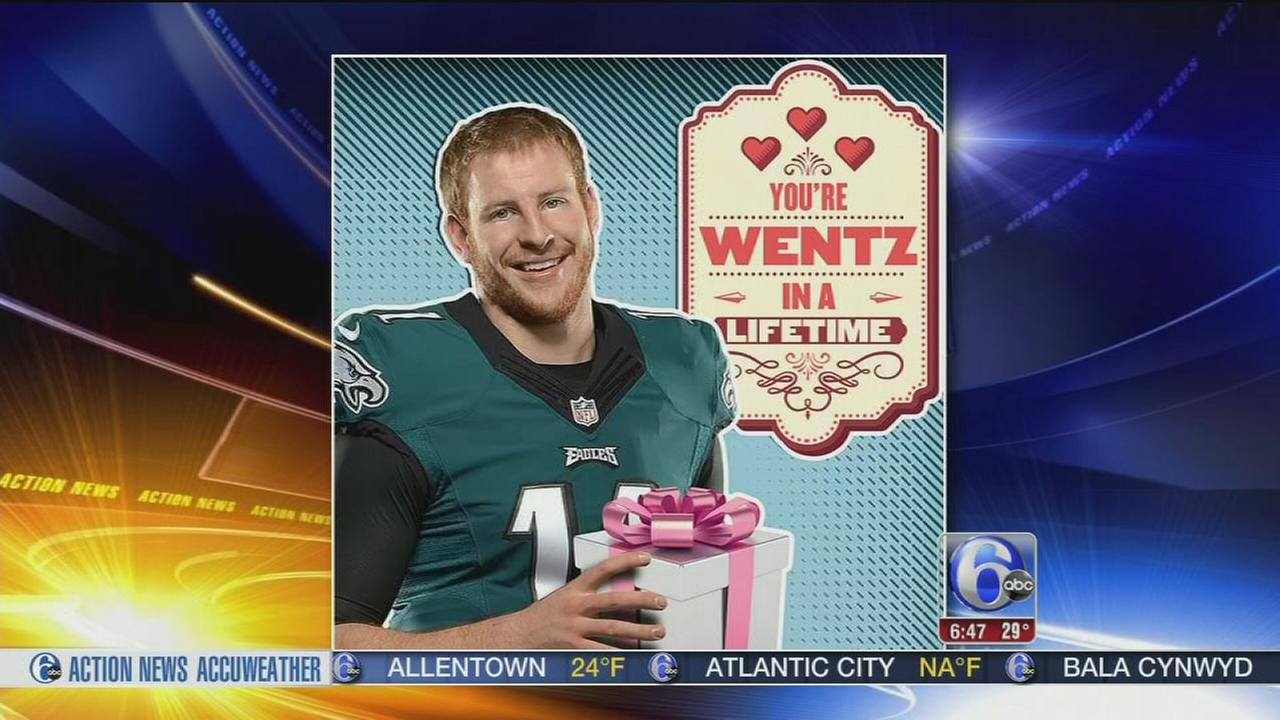 Valentines for the Eagles Fan