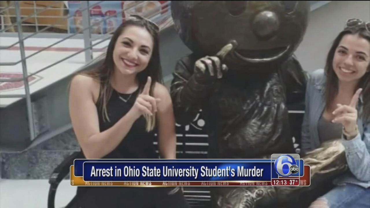 Convicted sex offender charged in Ohio State students death