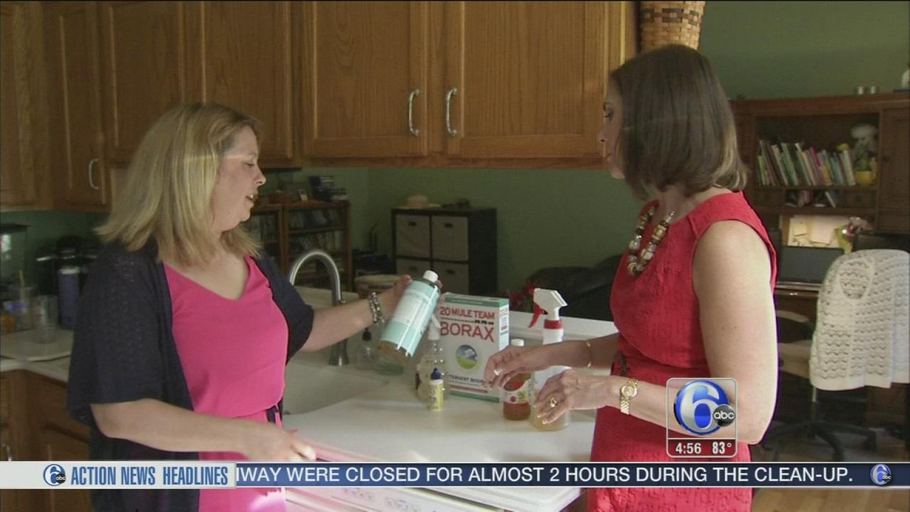 VIDEO: Save with homemade cleaning products