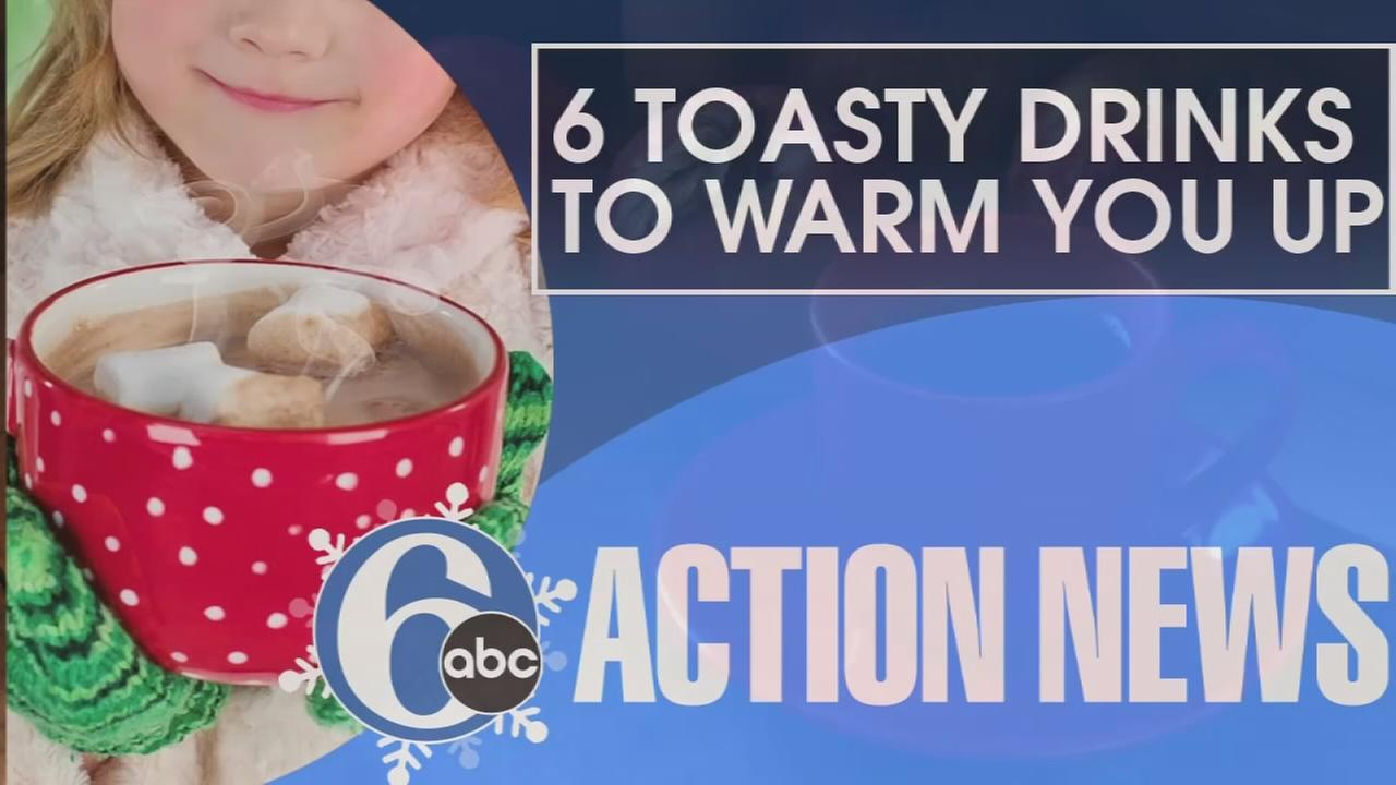 VIDEO: 6 Toasty Drinks