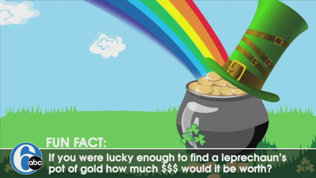 VIDEO: Value of a Pot of Gold