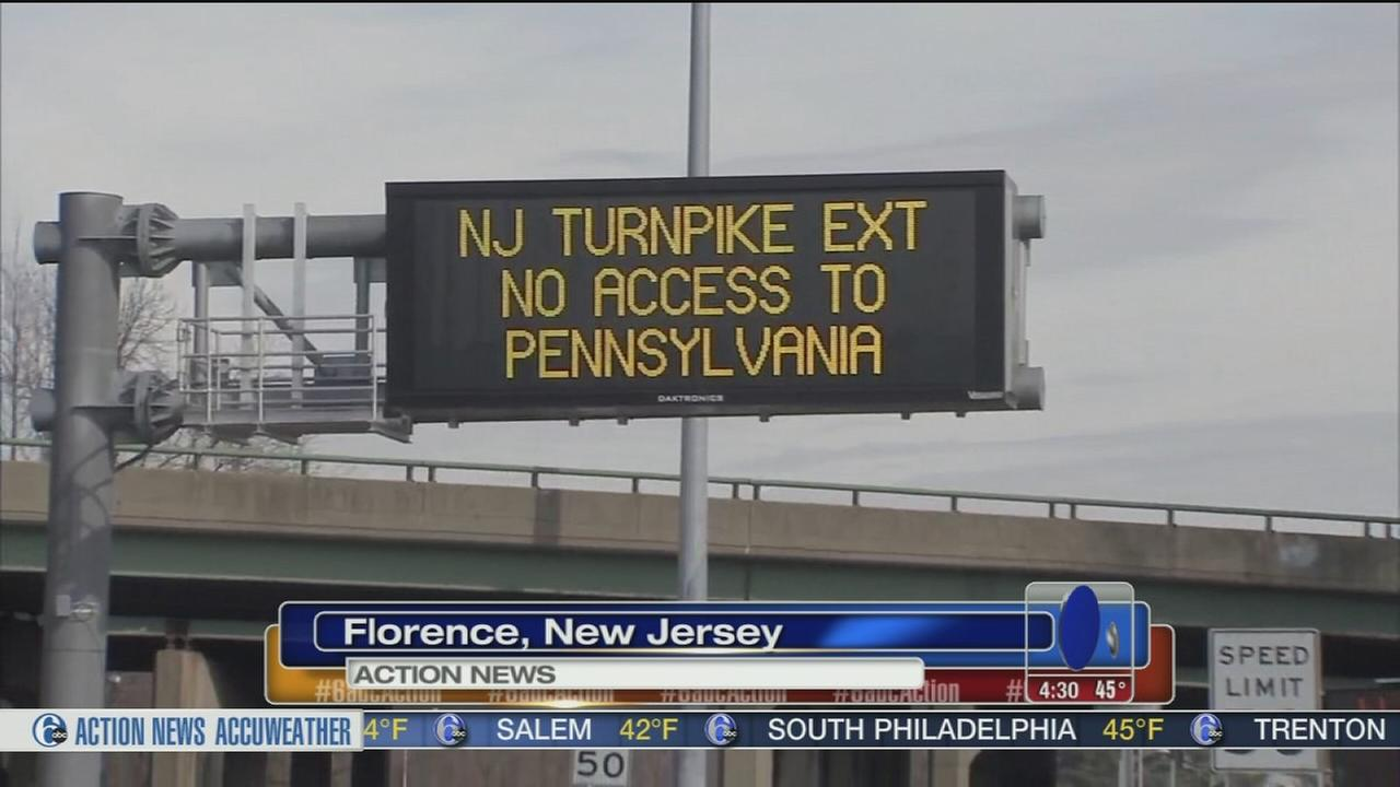 Businesses hit hard by Delaware River Bridge closure