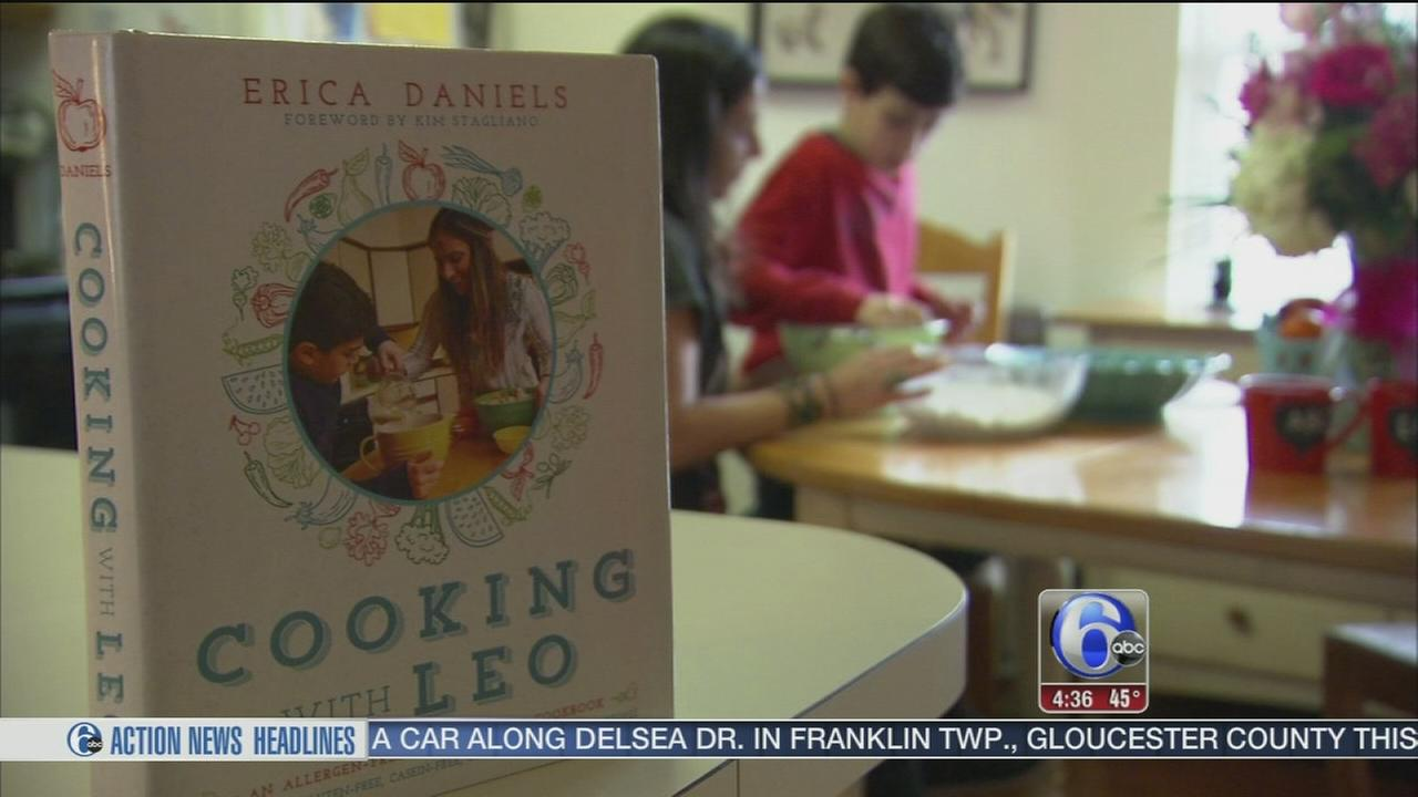 Cooking bonds family affected by autism and allergies