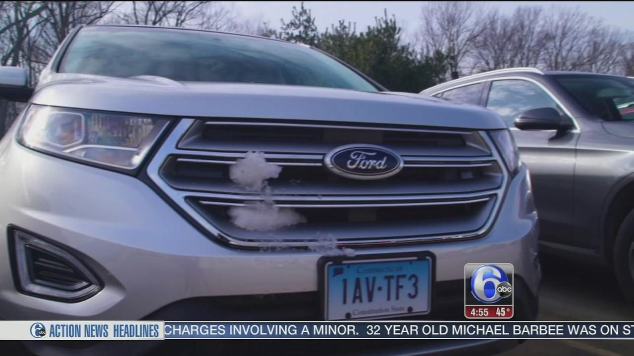 Consumer Reports: Car sensor safety during the winter