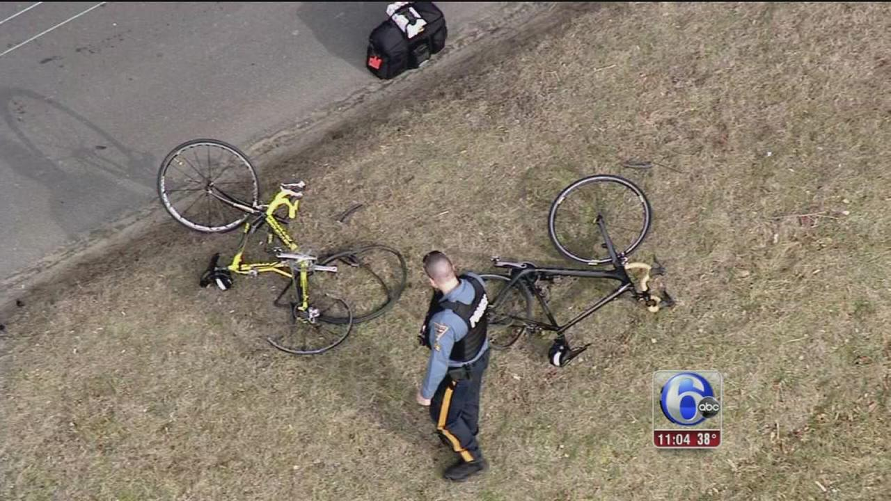VIDEO: DUI driver strikes 2 bicyclists