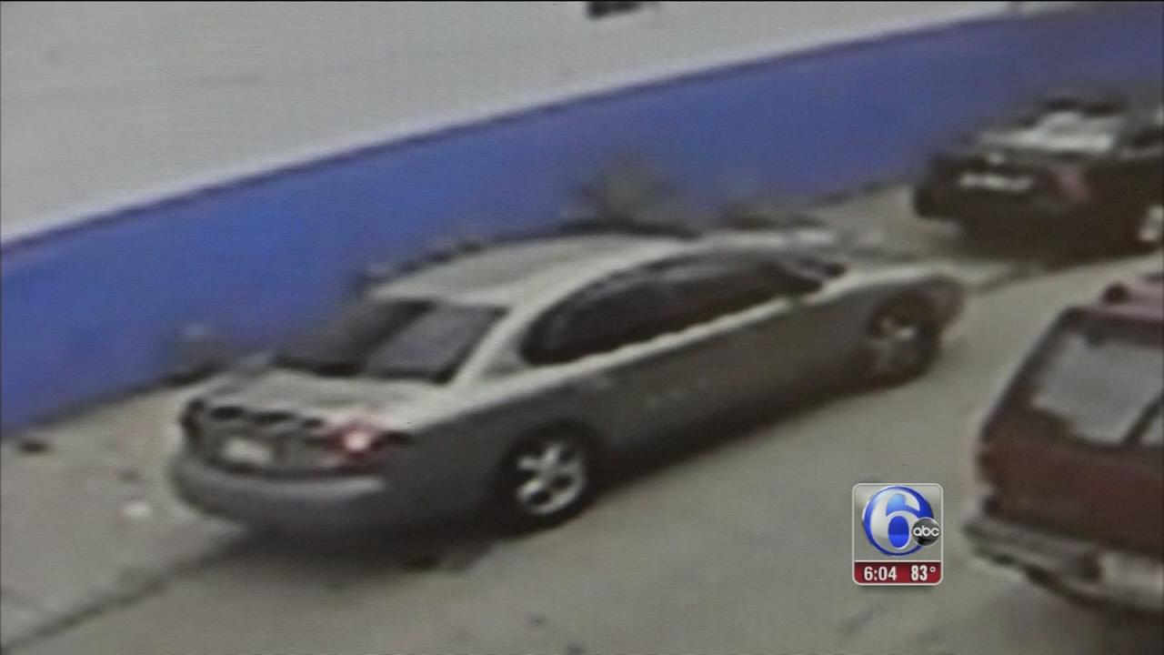 VIDEO: Delivery man shot in N. Phila.