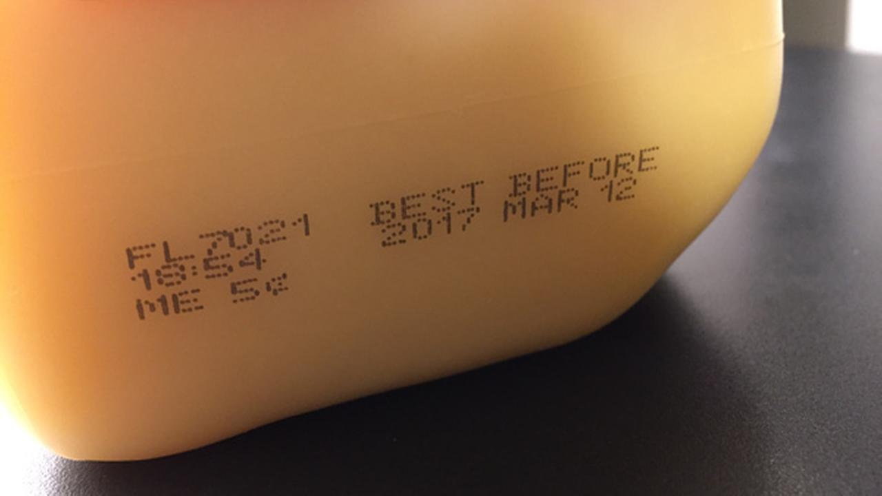 Best by? Sell by? Expiration date label confusion may end soon