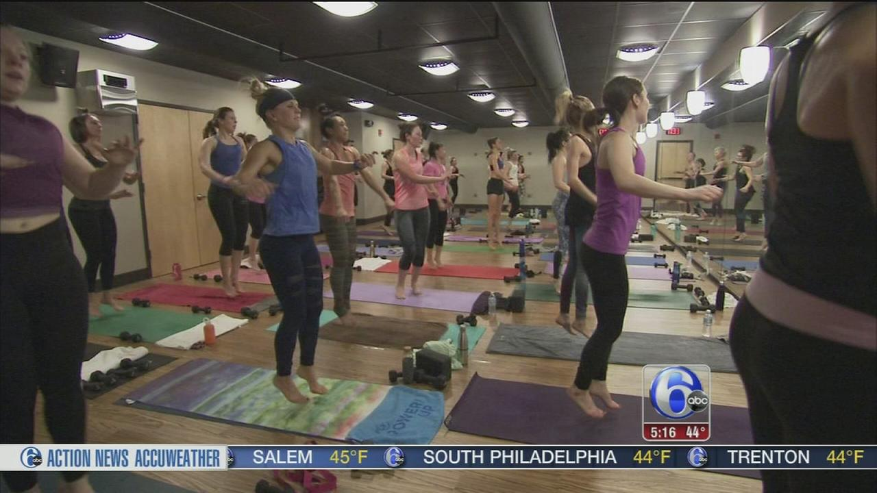 Fitness Friday: Get a full body workout at CorePower Yoga