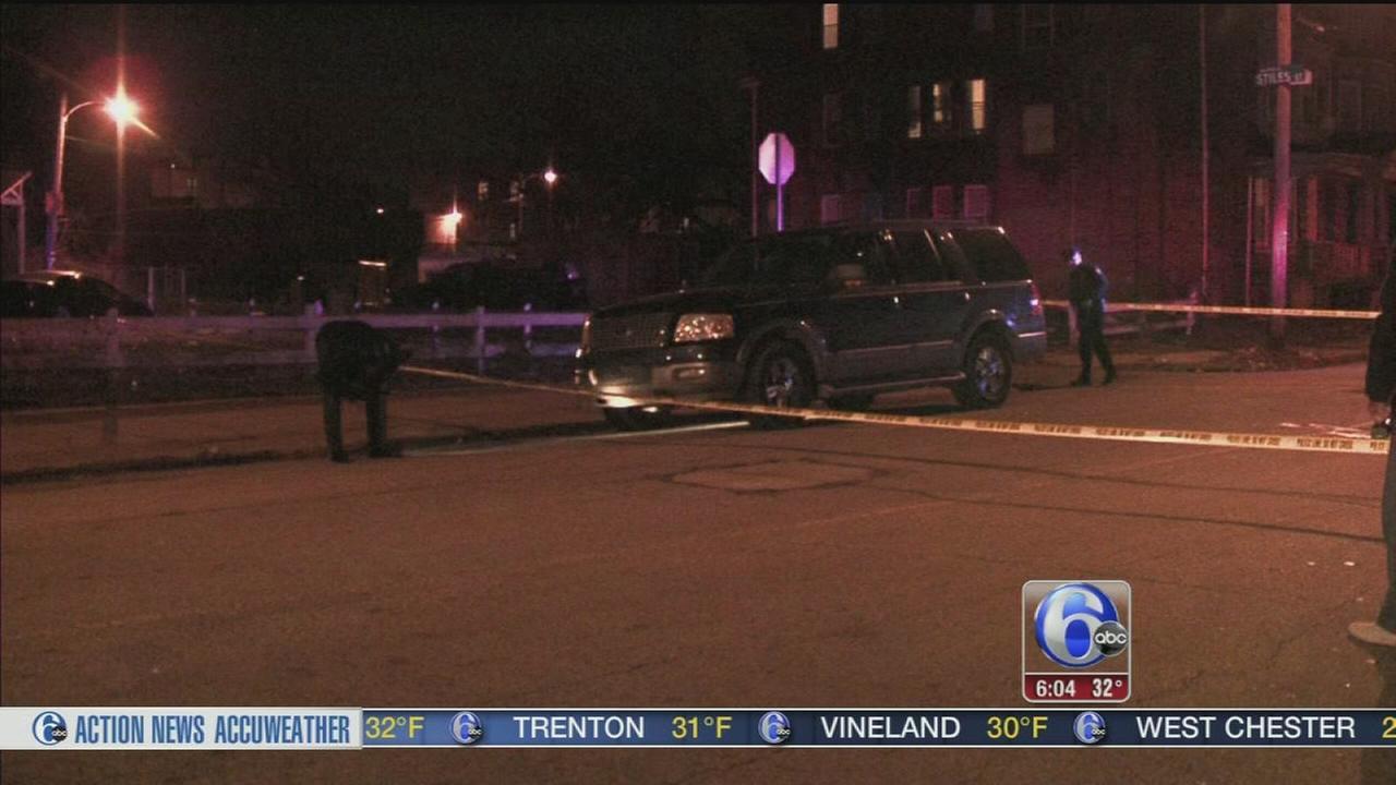 Man shot to death in Parkside