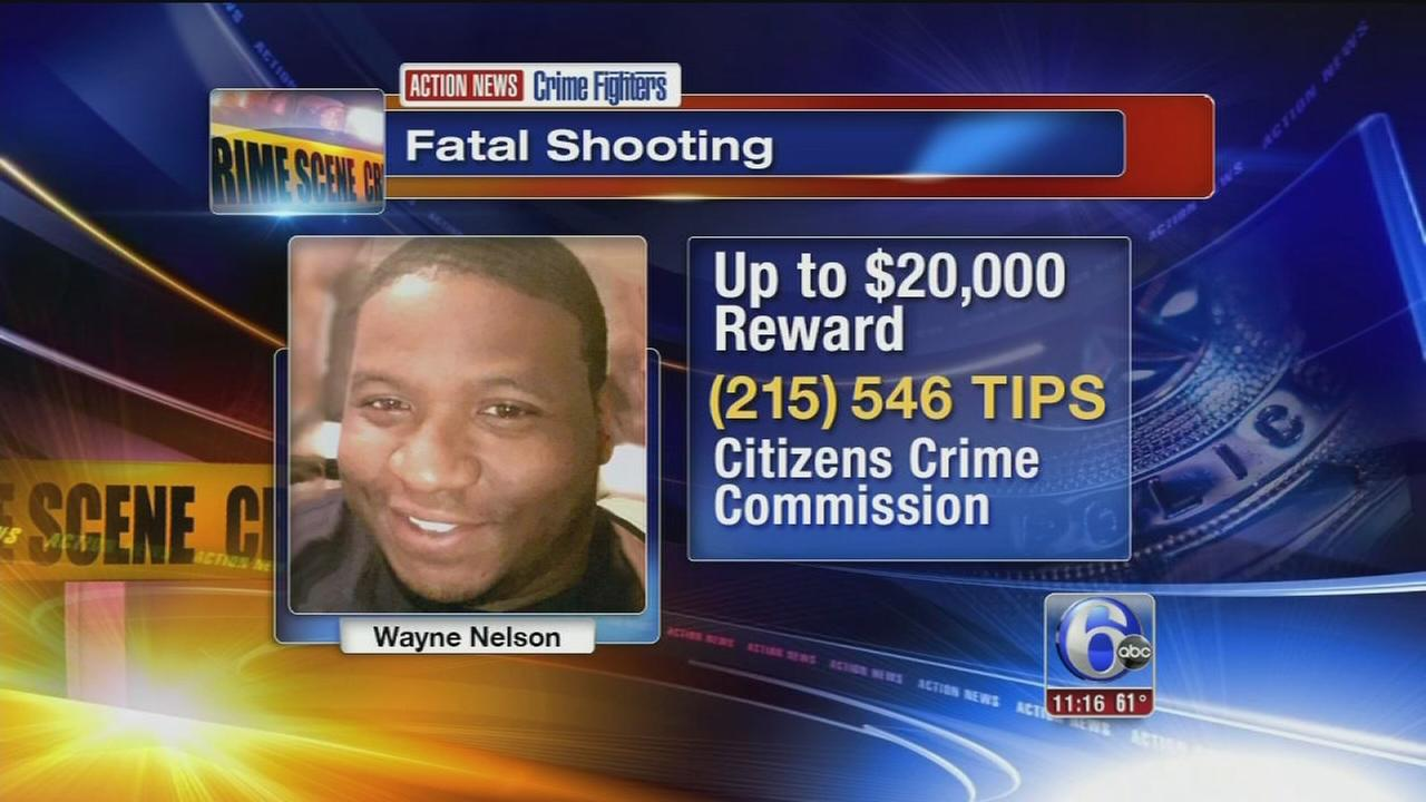 Crime Fighters: Who killed Wayne Nelson?