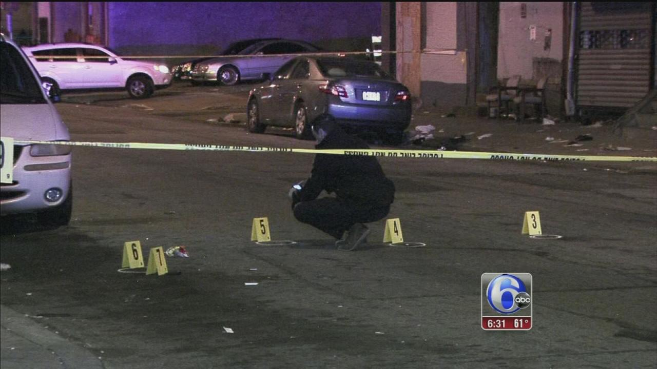 Man shot outside Philadelphia steak shop