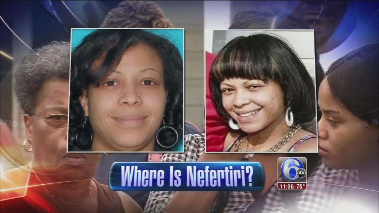VIDEO: Search for Del. mother continues