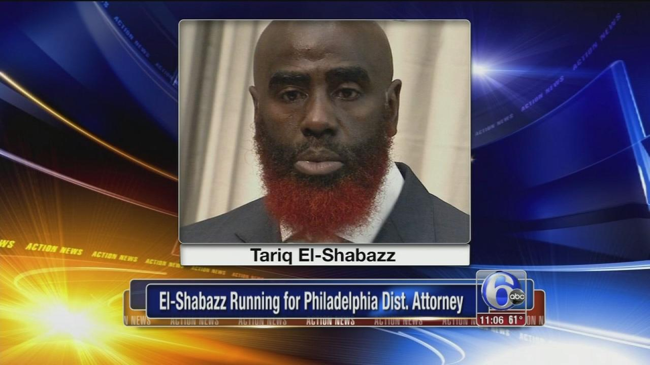 Tariq El-Shabazz to kick off campaign for Philadelphia DA Monday