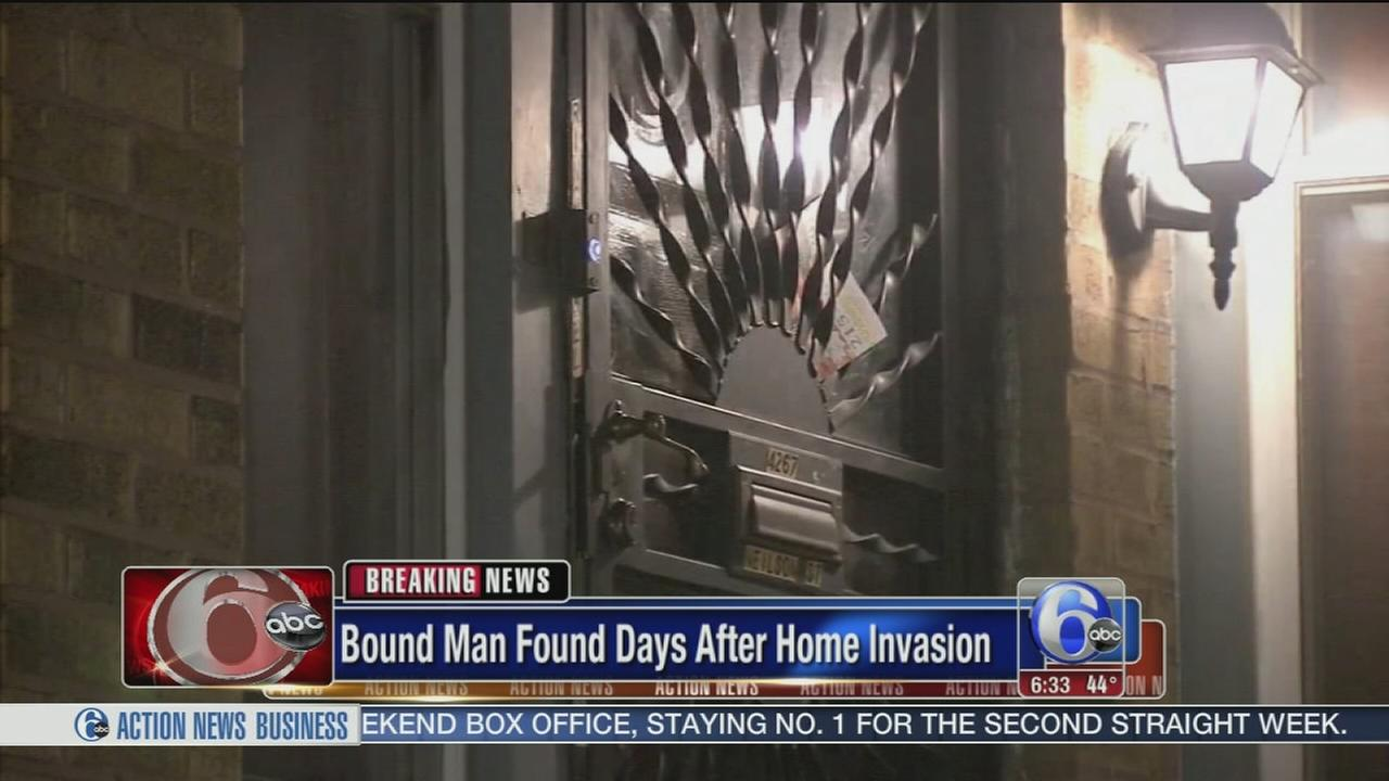 Victim found 2 days after home invasion