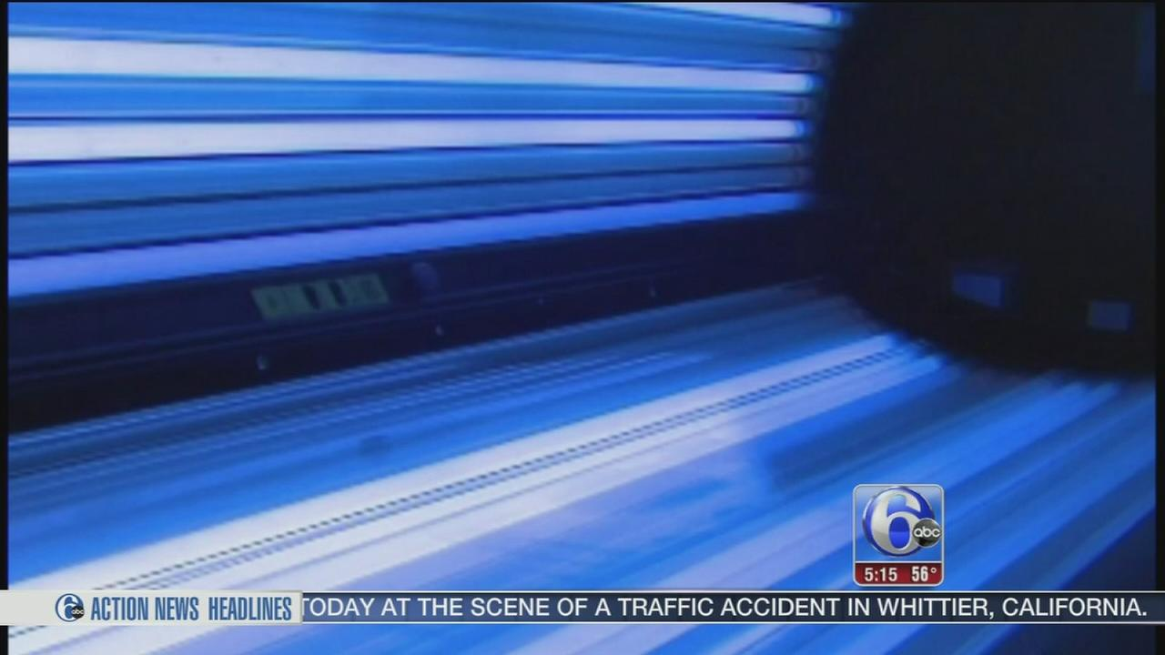 Study: Teen tan ban could be life-saver