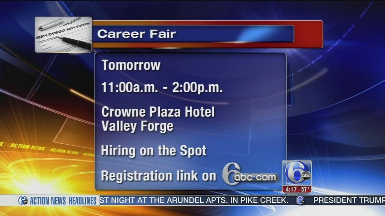King of Prussia Job Fair