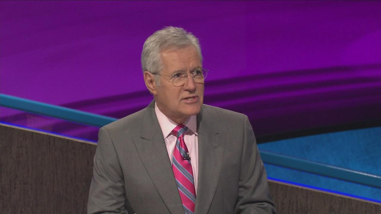 Alex Trebek says Lets Rap, Kids