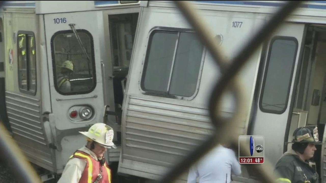 Train operator in critical condition after Upper Darby crash