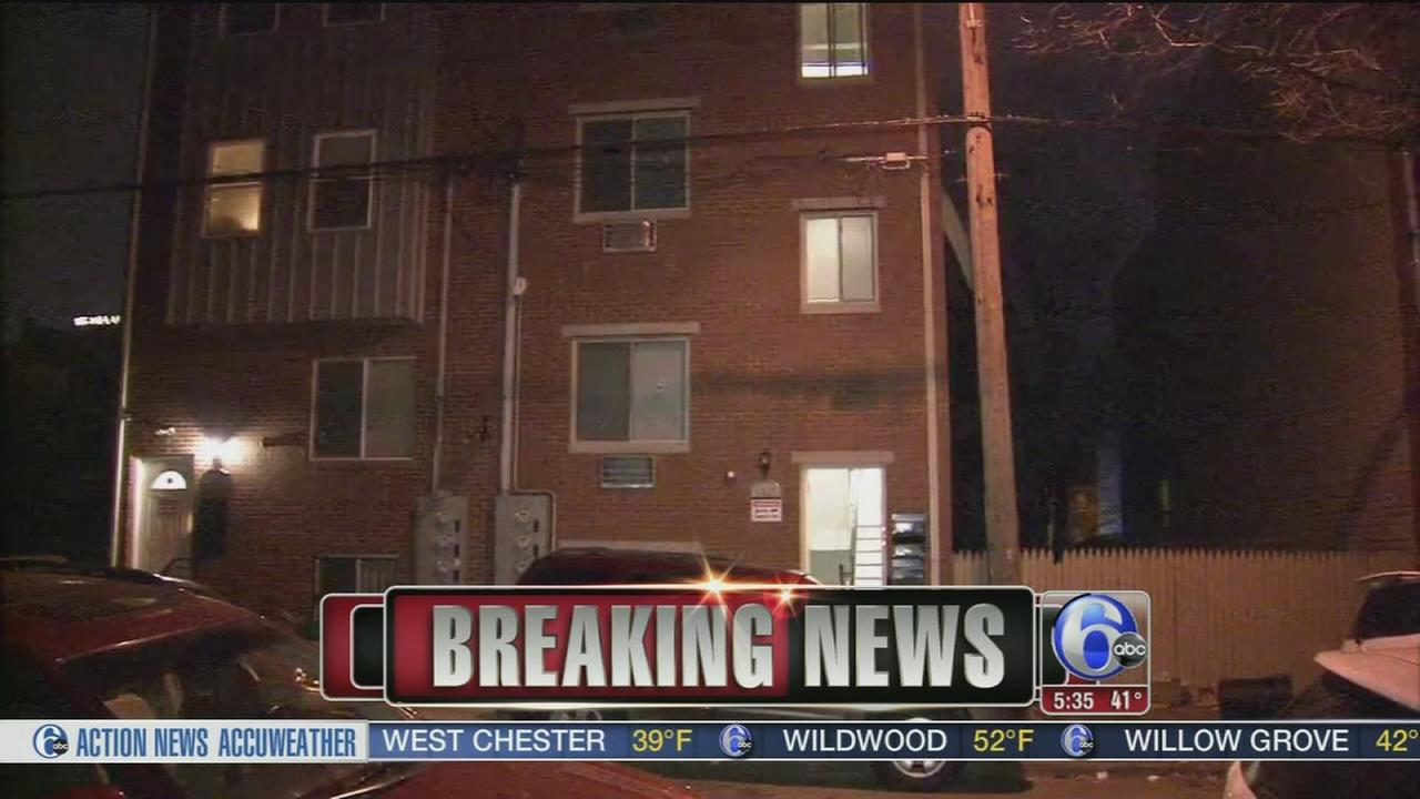 Home invasion robbery in North Philadelphia