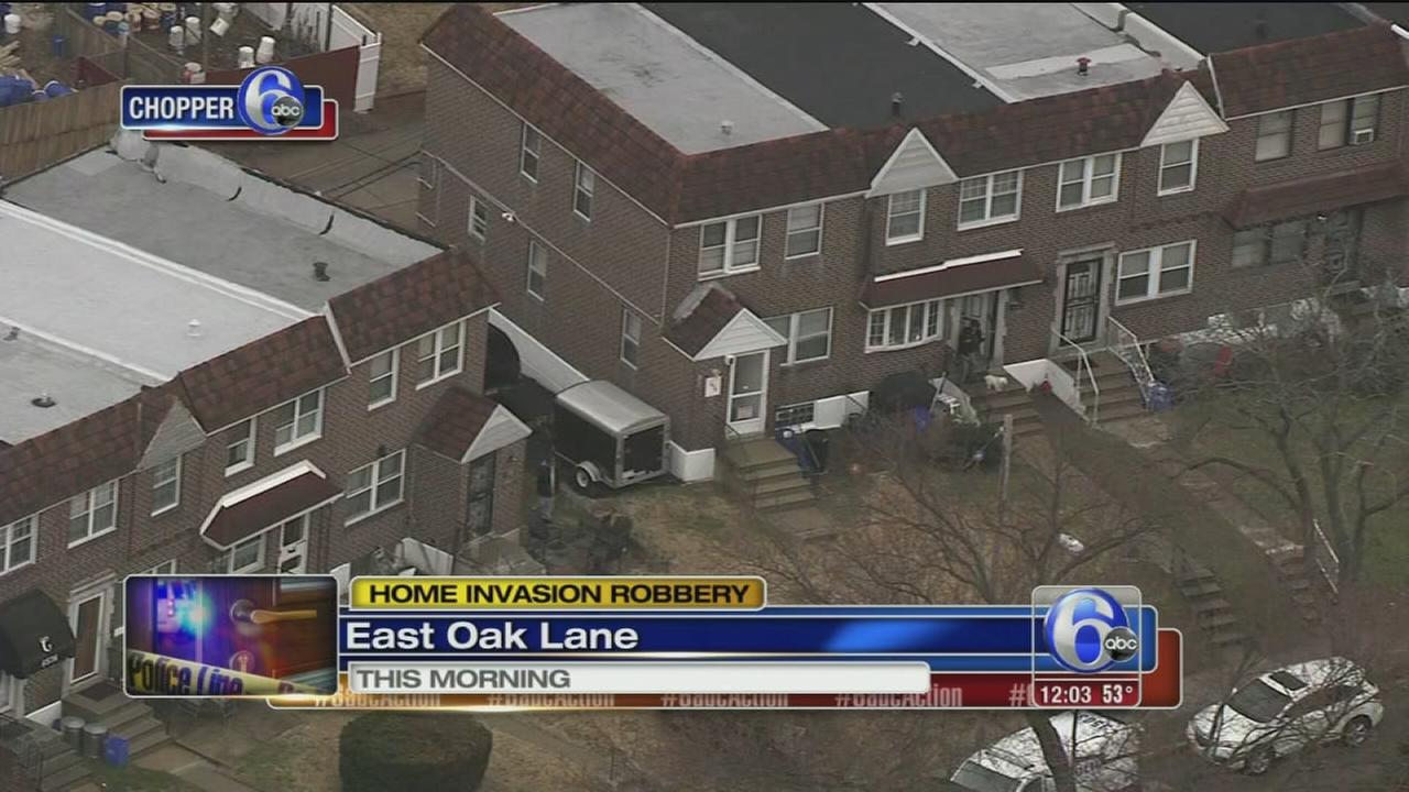 2 suspects at large after home invasion in EO Lane