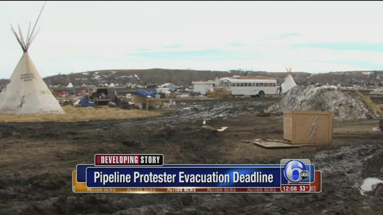 Negotiations on camp cleanup efforts break down