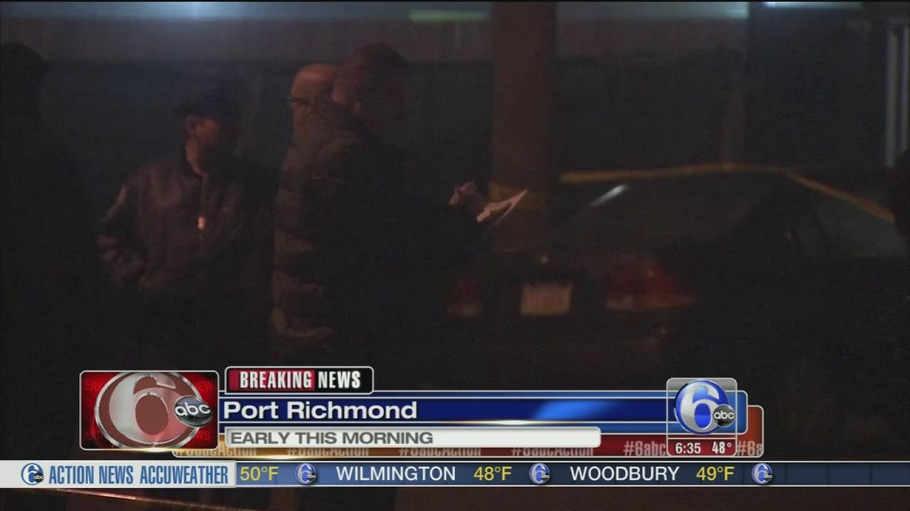 Man shot and killed in Port Richmond