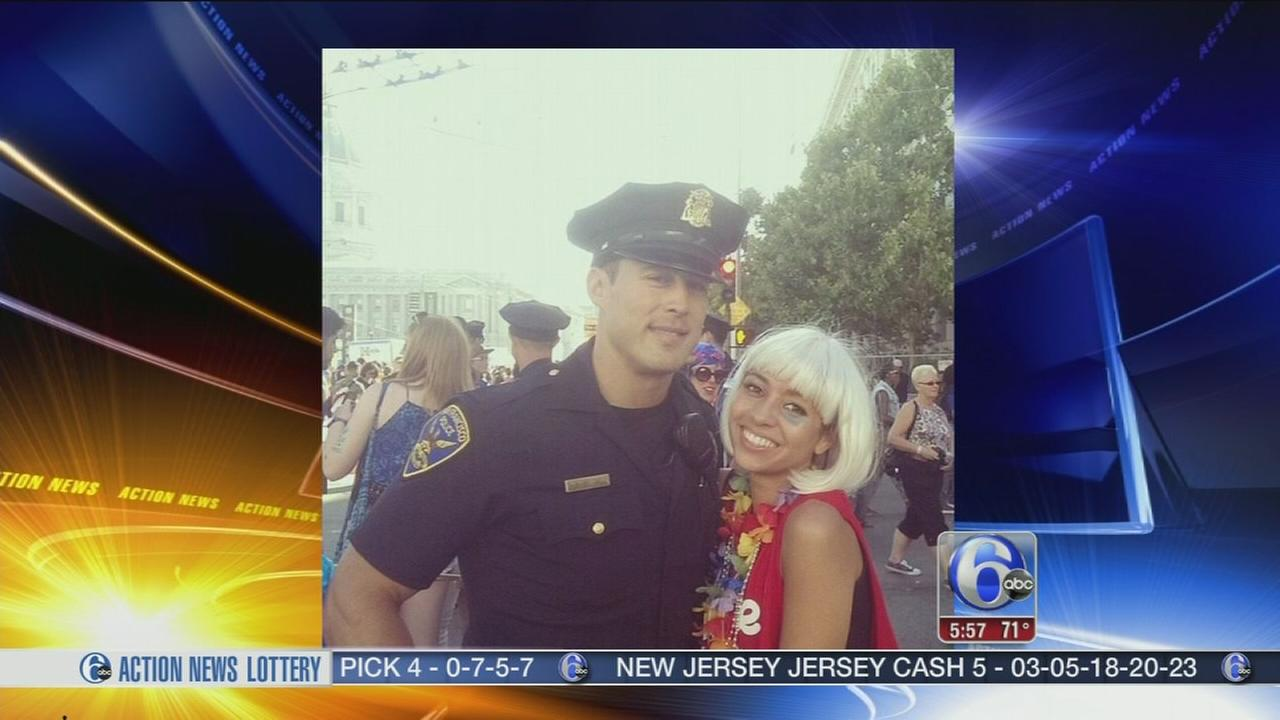 VIDEO: Picture of Hot Cop goes viral