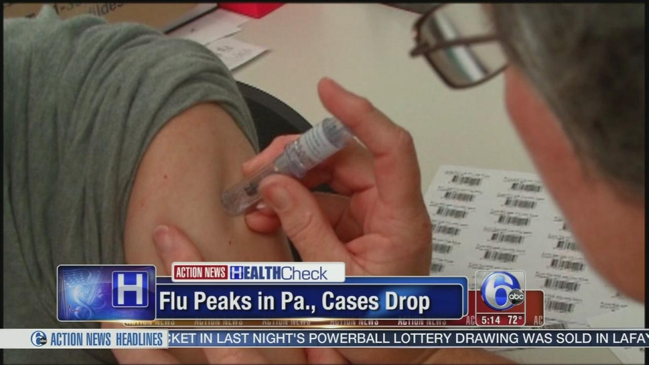 2 more flu deaths reported in Delaware