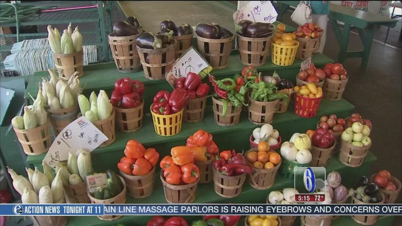 More produce  longer life, researchers say