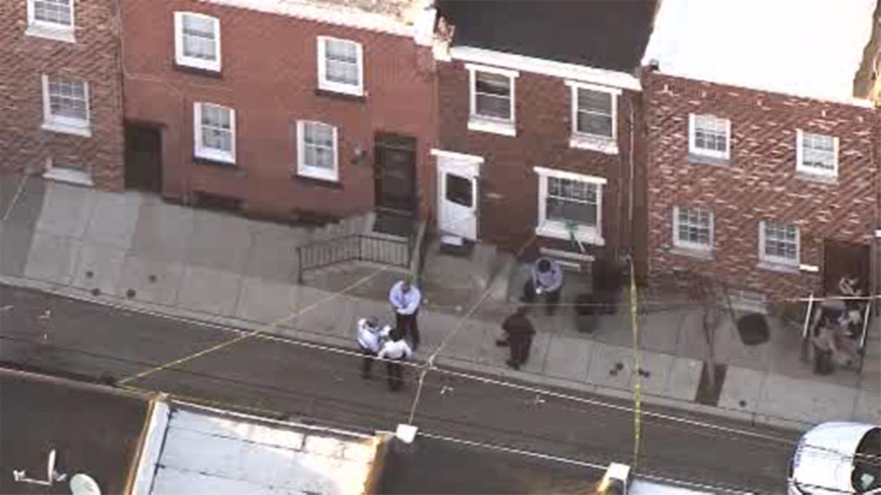 Homicide detectives are investigating the suspicious death of a woman found inside a home in Philadelphias Port Richmond section.