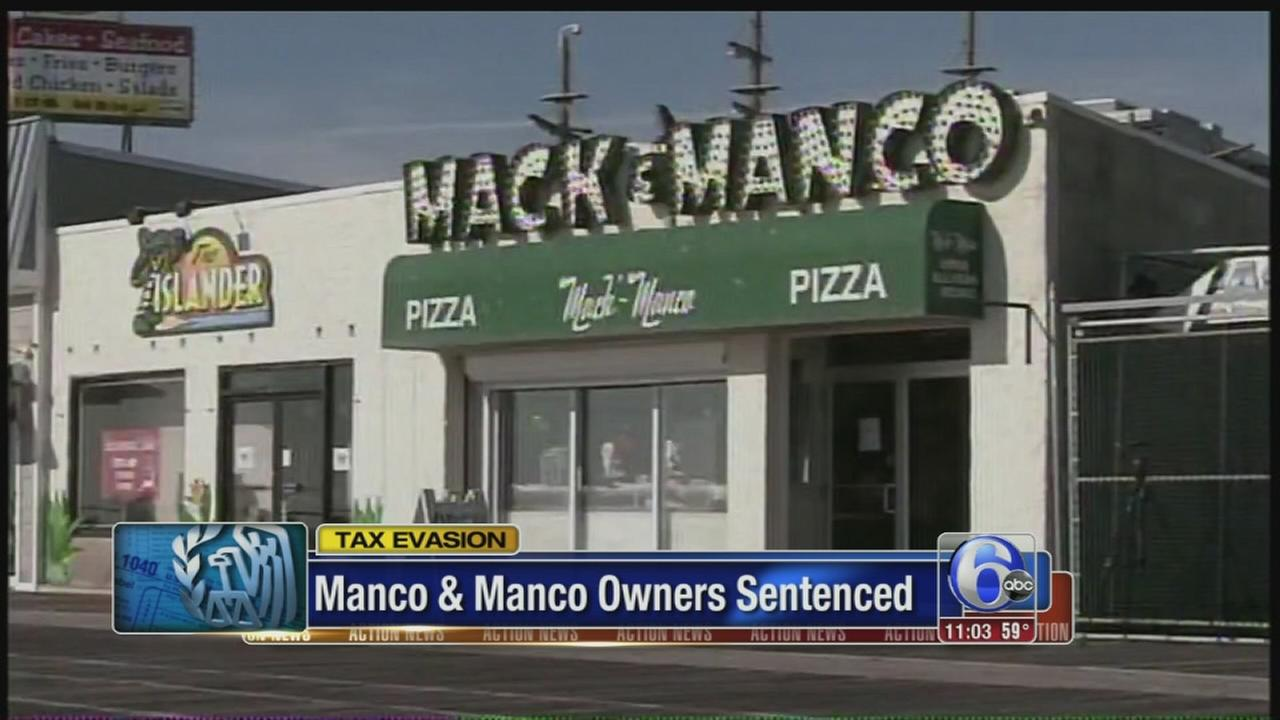 Owner of popular pizza chain sentenced in tax fraud case