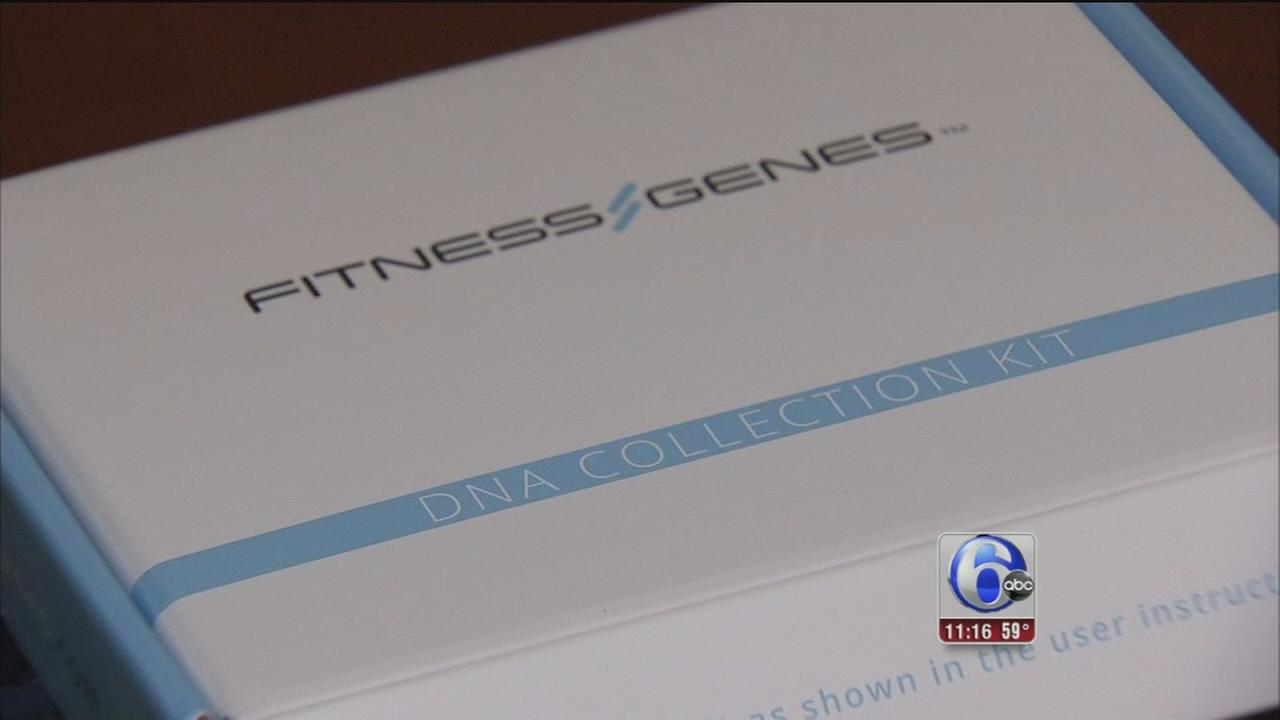Can DNA test help you get in better shape?