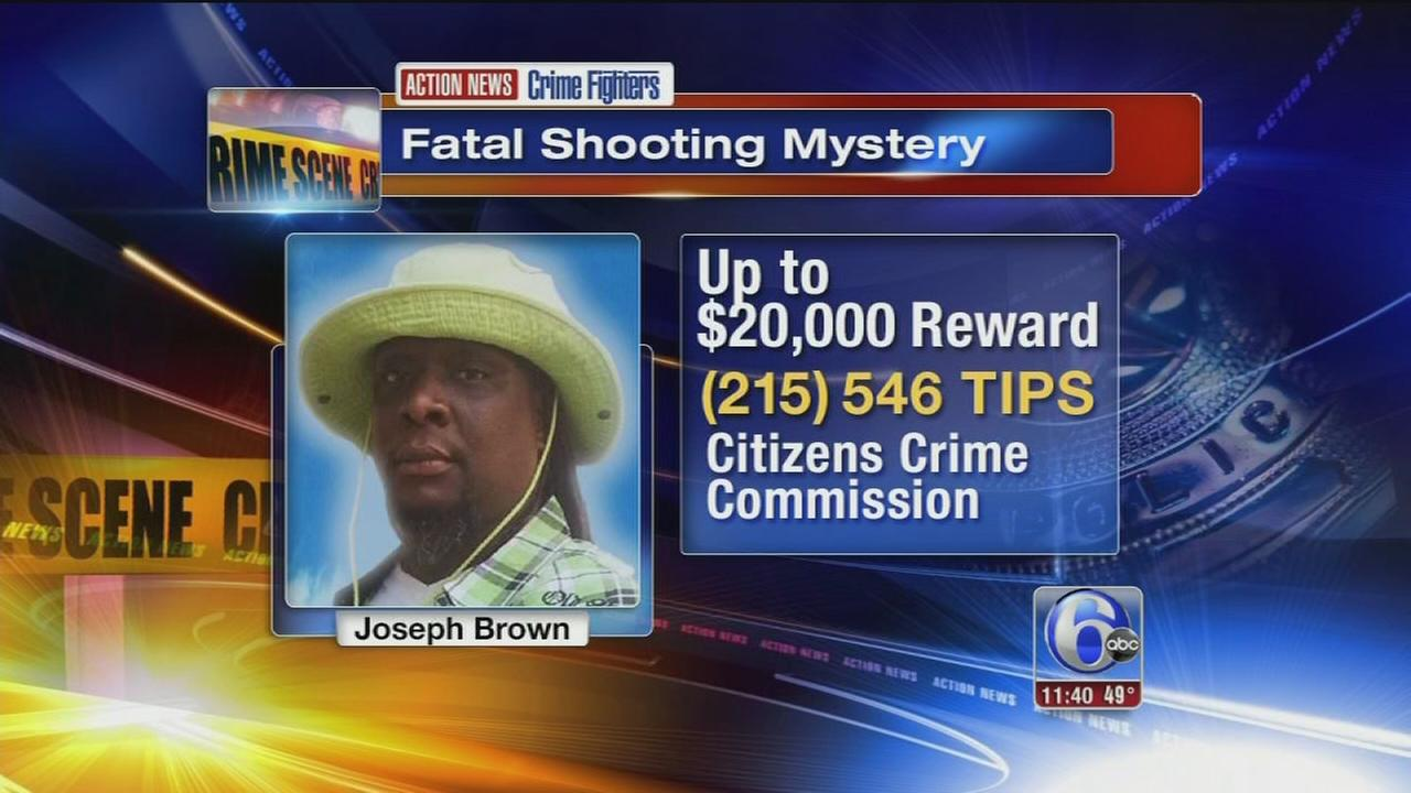 Crime Fighters: Who killed Joseph Brown?