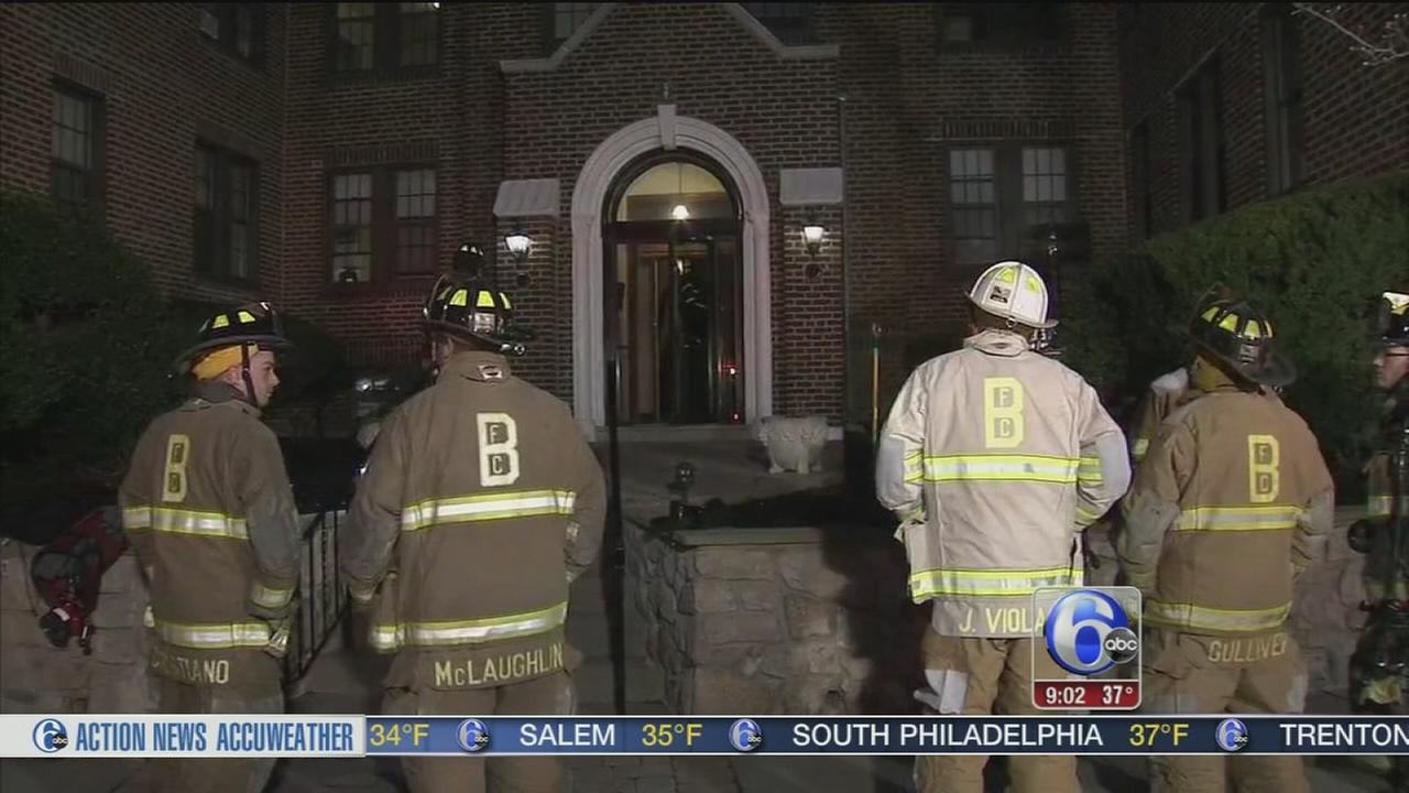 Carbon monoxide leak in Havertown