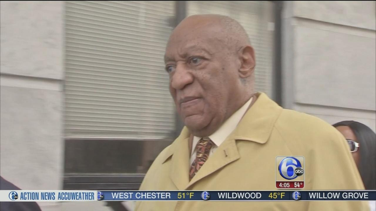 Sequestered jury from outside area to decide Cosby case