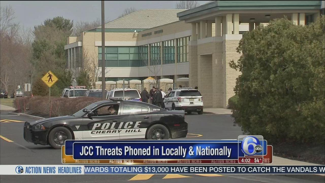 Bomb threats at JCCs across country
