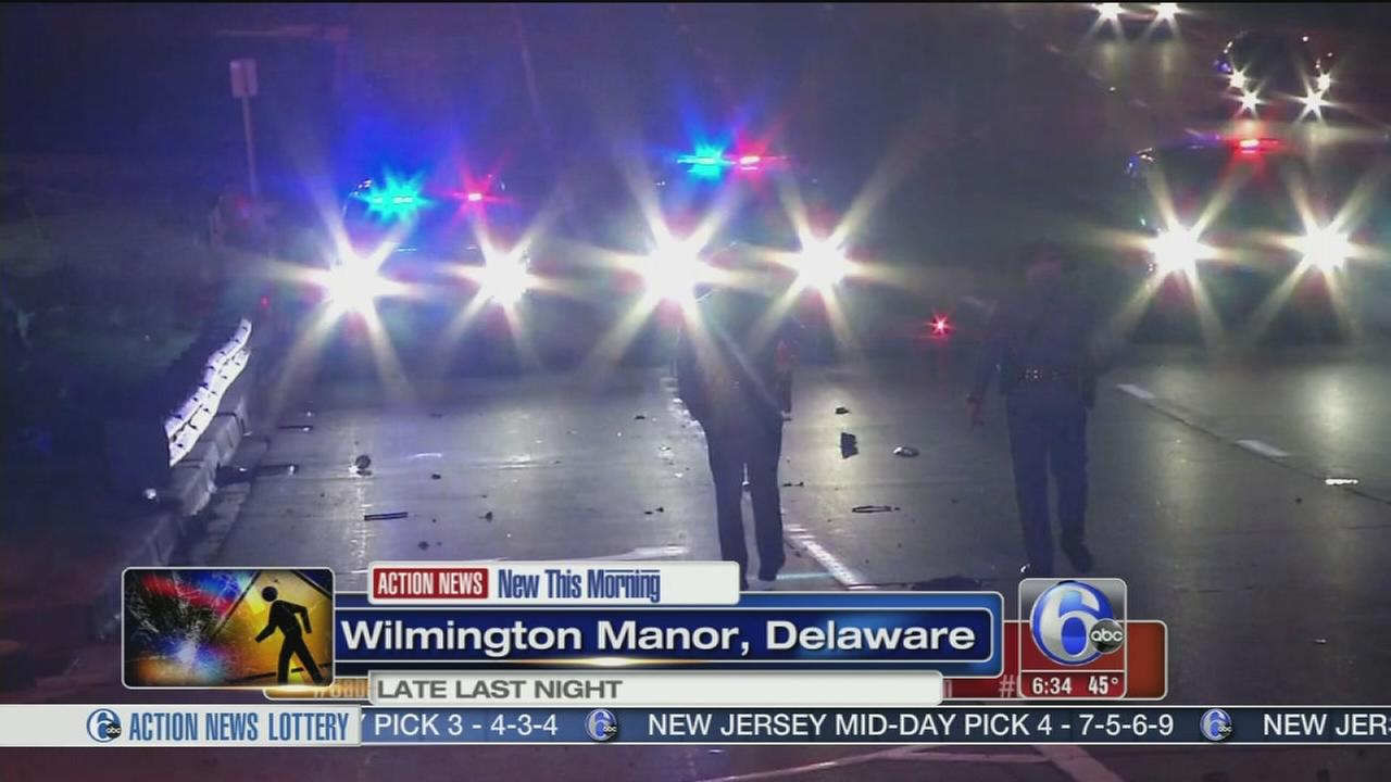 Man struck in Wilmington Manor, Del.