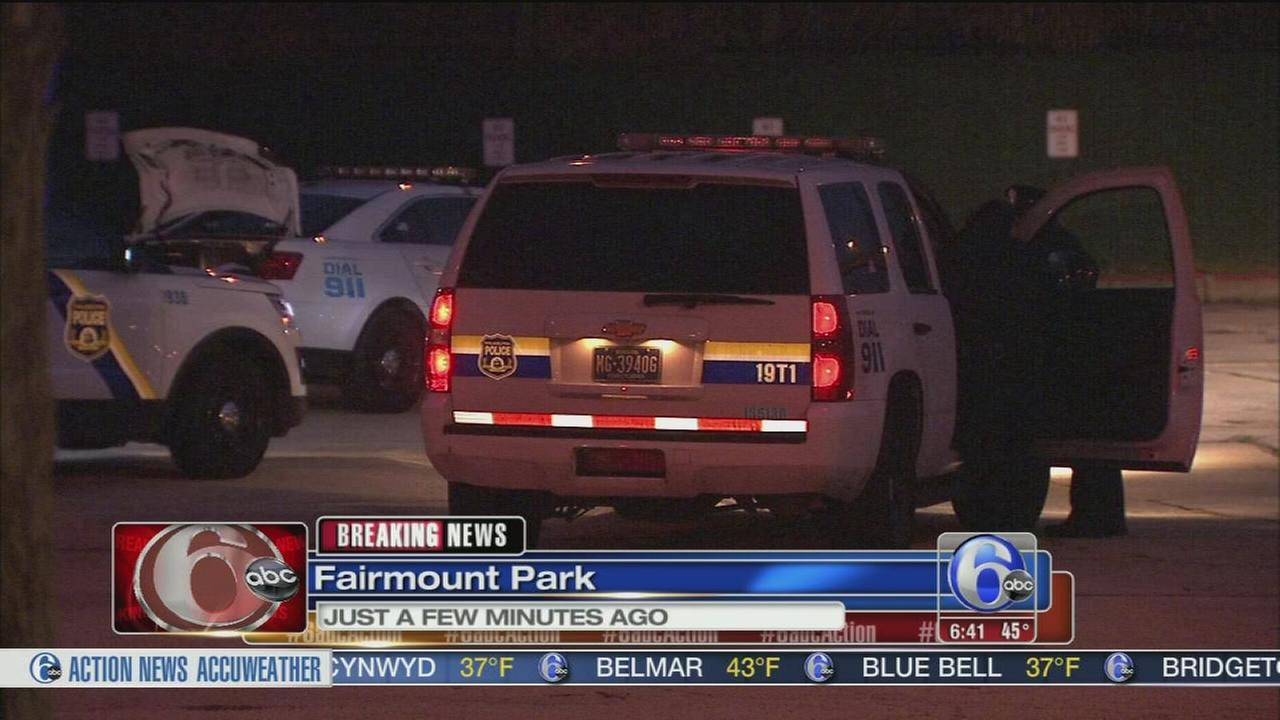 Dogs shot by police in Fairmount Park