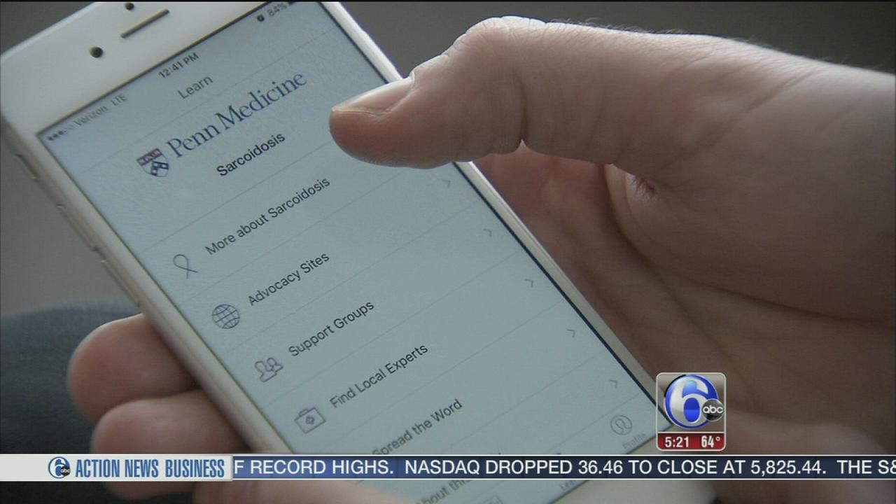 New app to help patientis with rare disease