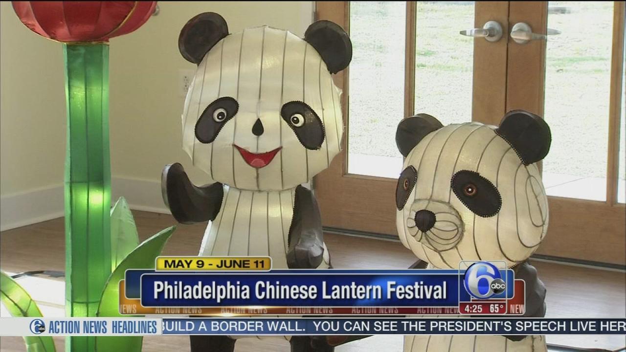 Chinese Lantern Festival plans