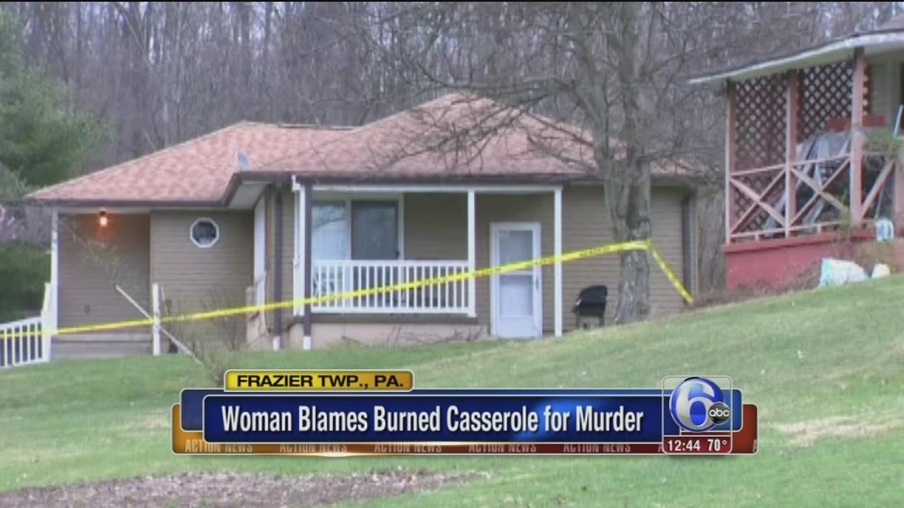 Police: Wife killed husband