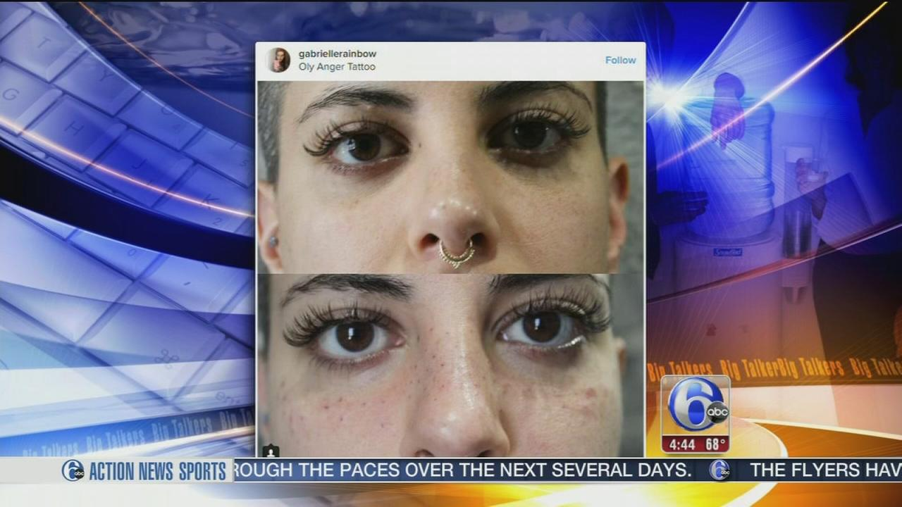 Latest beauty trend is facial freckle tattoos