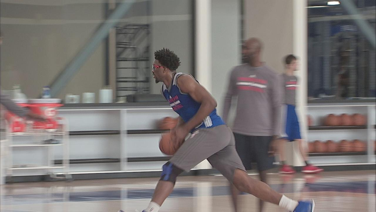 Sports Flash: Joel Embiid, Sixers injury situation